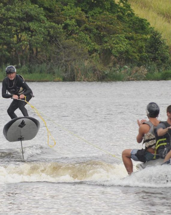 foilsurfing lessons in KZN