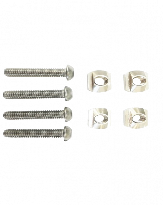 stainless steel t nut set with bolts